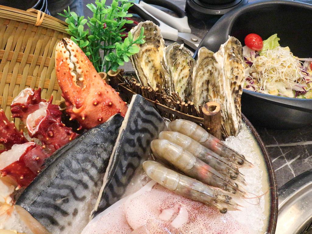 原月日式頂級帝王蟹燒烤吃到飽 (24)