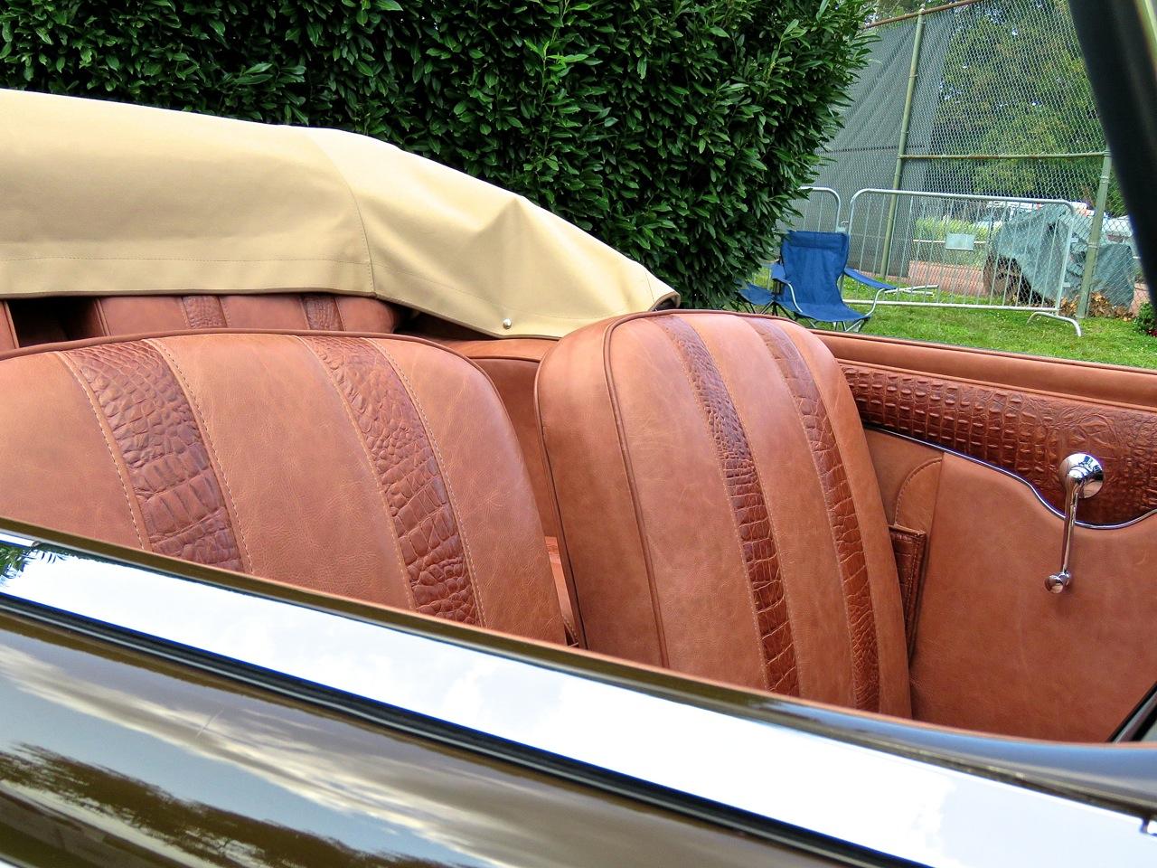 Delage D8S Cabriolet 7