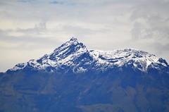 Volcán Cotacachi.