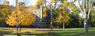 Quad at Princeton Seminary