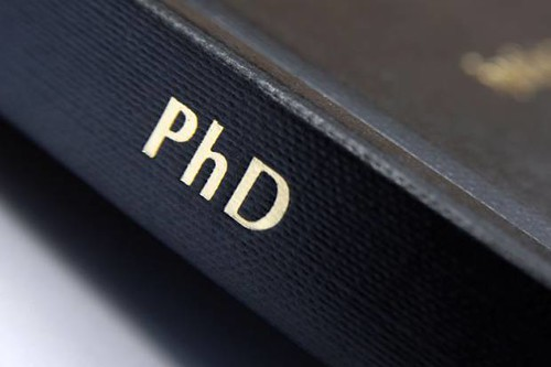 Doctoral thesis on competence development