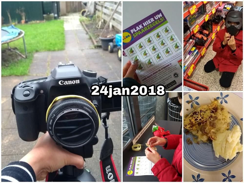24 jan 2018 Snapshot