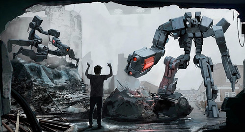 Robot Overlords - screenshot 3
