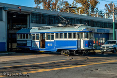 MATA 455 | Melbourne Trolley | MATA Trolley Barn