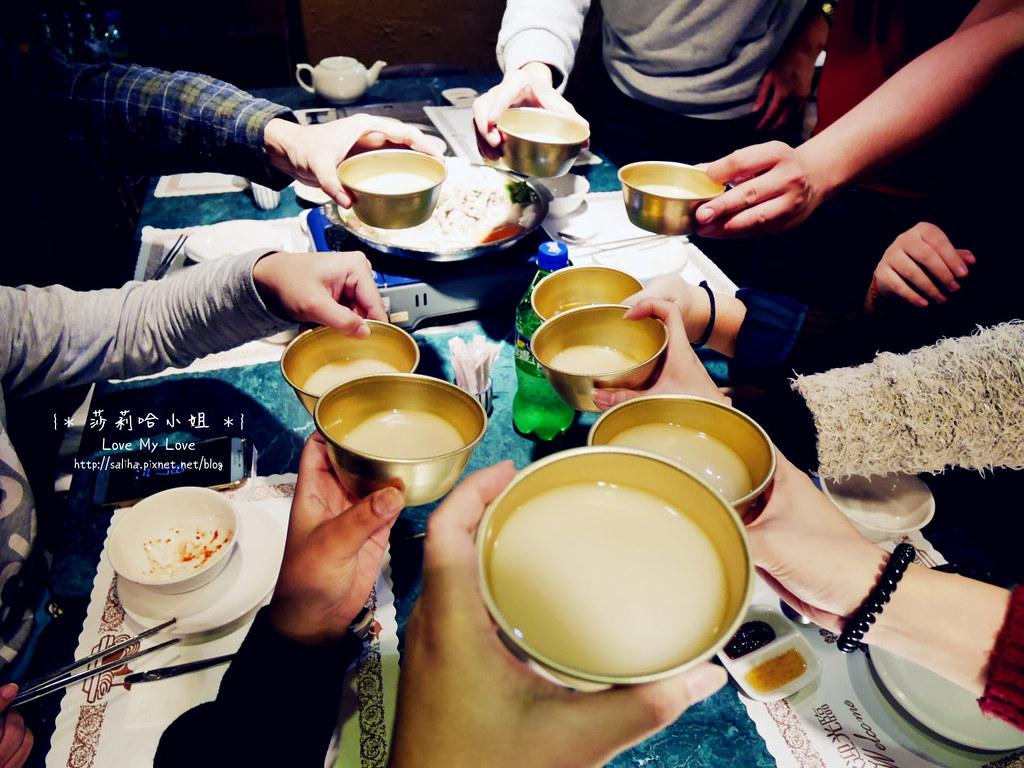 台北松山區韓國料理餐廳漢陽館食記
