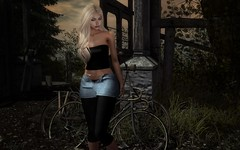 i want to ride a bicycle