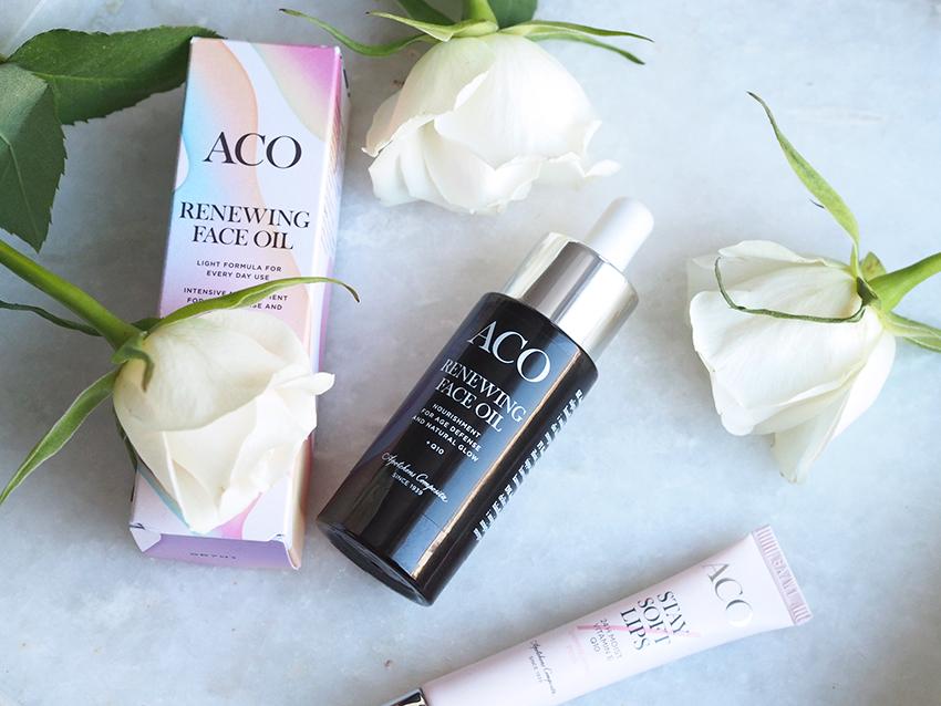 Aco Renewing face oil kokemuksia blogi 7