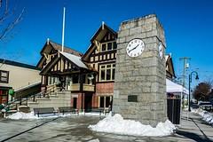 2018 Municipal Hall and Jackson Centre
