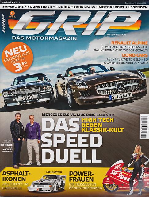 GRIP - Das Motormagazin 1/2012
