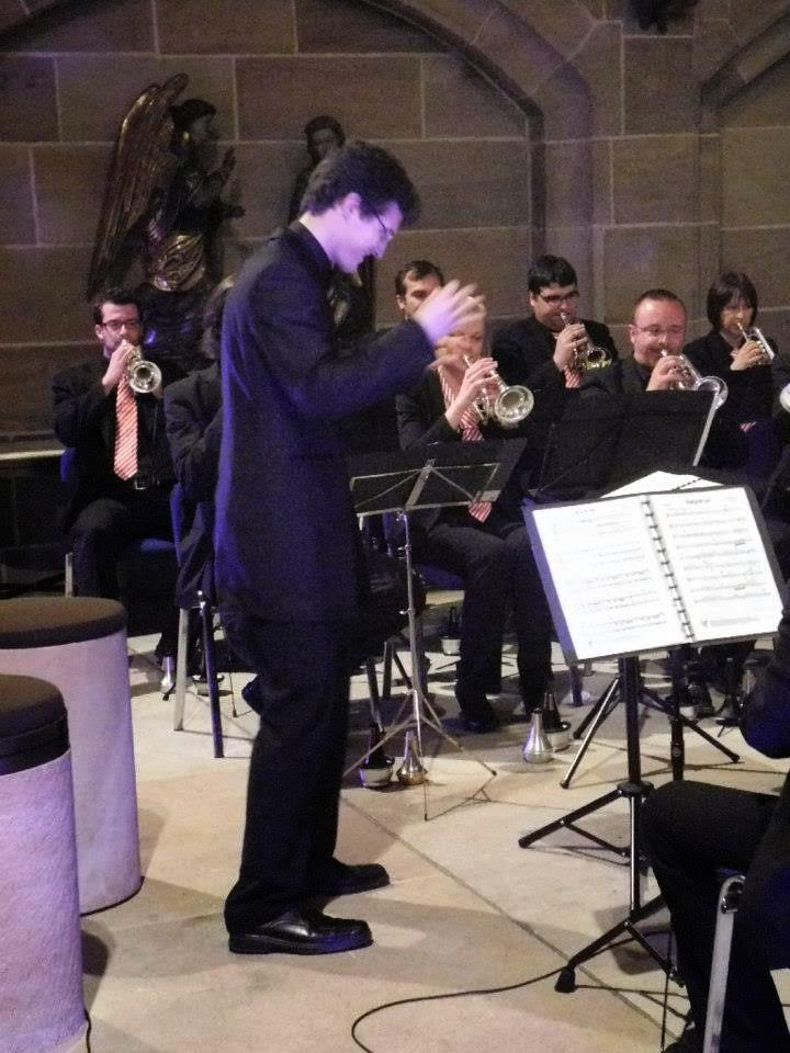 Konzert 'Glory of Brass' in der Frauenkirche Nürnberg - 20.04.2013
