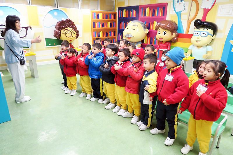 2017-2018年度望級(K2)參觀陽光笑容小樂園