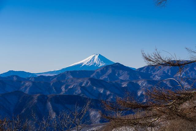 富士山@七ッ石小屋