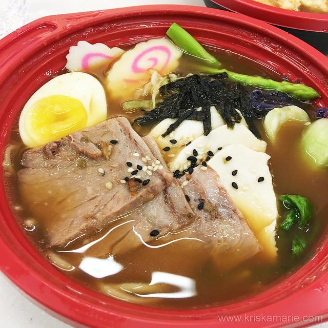 Beef Ramen at Umami