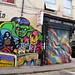 Graffiti in Shoreditch , London 2016