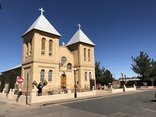 Las Cruces - La Mesilla cathedral