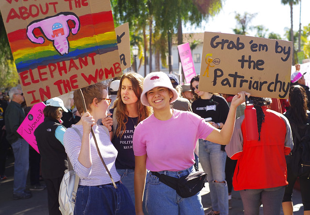 Women's Rally Santa Barbara 2018