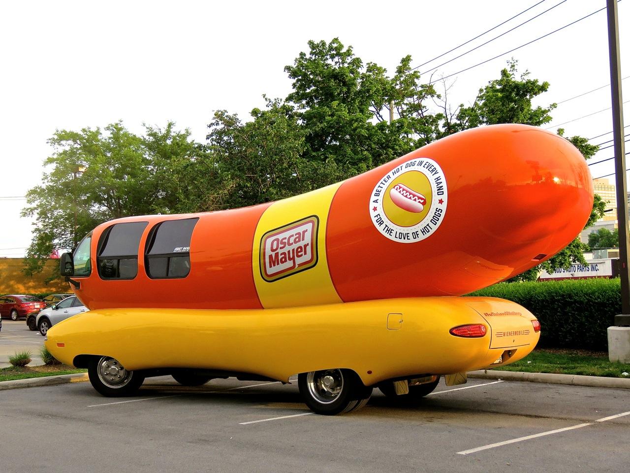 Oscar Mayer Wienermobile 3