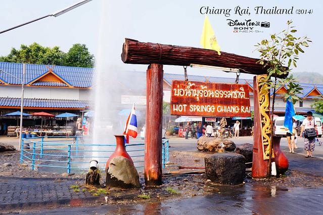Thailand - Hot Spring Chiang Rai
