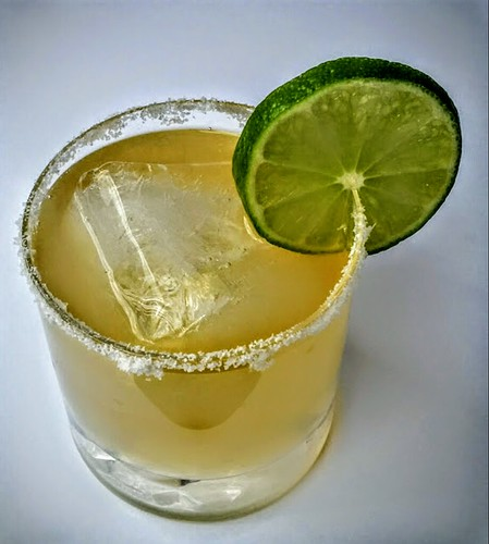 Dreaming of Warmer Temperatures and the Tropics with a Passionfruit Margarita  http://annefretz.blogspot.com The Recipe: To Be Or Not To Be