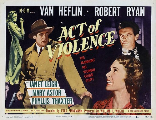 Act of Violence - Poster 1