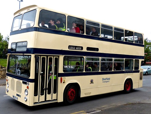 OWE 271K 'SCTD' No. 271. Bristol VR/SL6G / East Lancs /1 on Dennis Basford's railsroadsrunways.blogspot.co.uk'