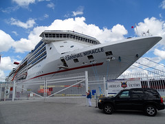 Tampa Bay Photo: Carnival Miracle Cruise Ship Built June 05, 2003