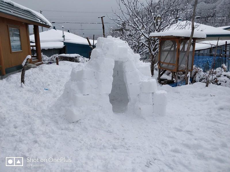 2018-02月 かまくら (2)