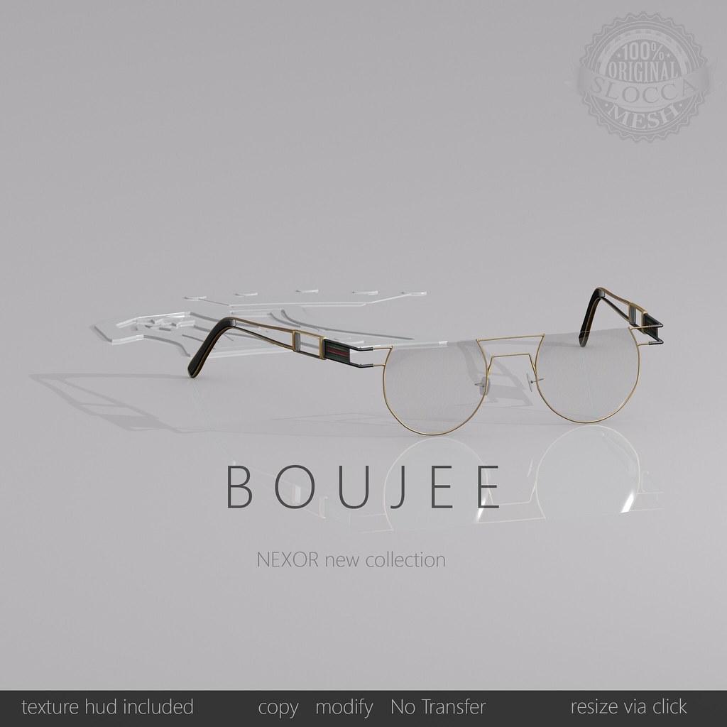 NEXOR – Boujee Shadez – Ad