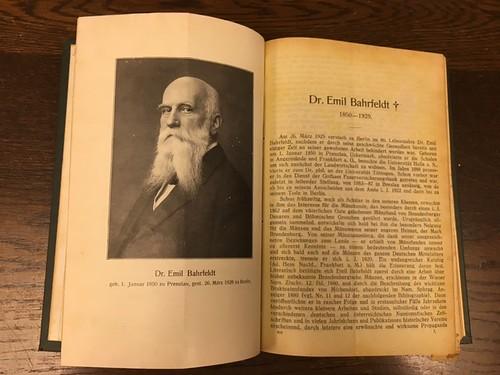 Fock-Bahrfeldt catalogue 1