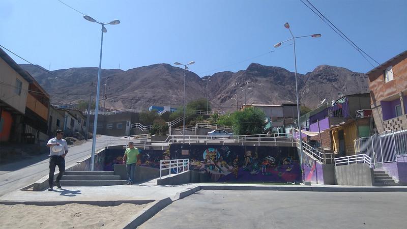 Plaza Mirador Quebrada Riquelme - Barrio Miramar Norte – Antofagasta
