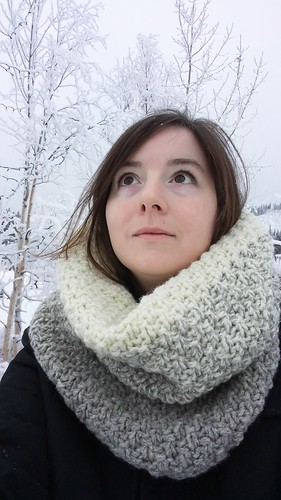fo: #rightbrainmutany project: gradient cowl