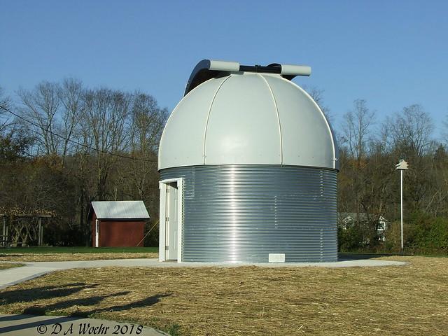 Observatory, Fujifilm FinePix S5200