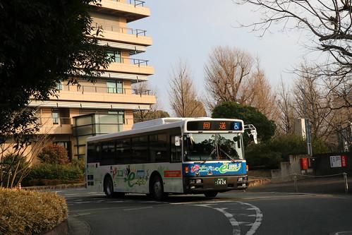 EVバス「よかエコバス」