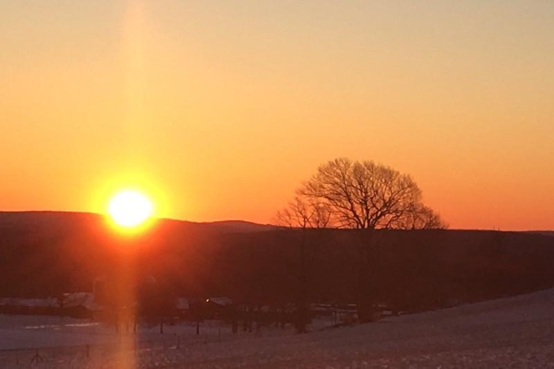 Storrs Sunrise