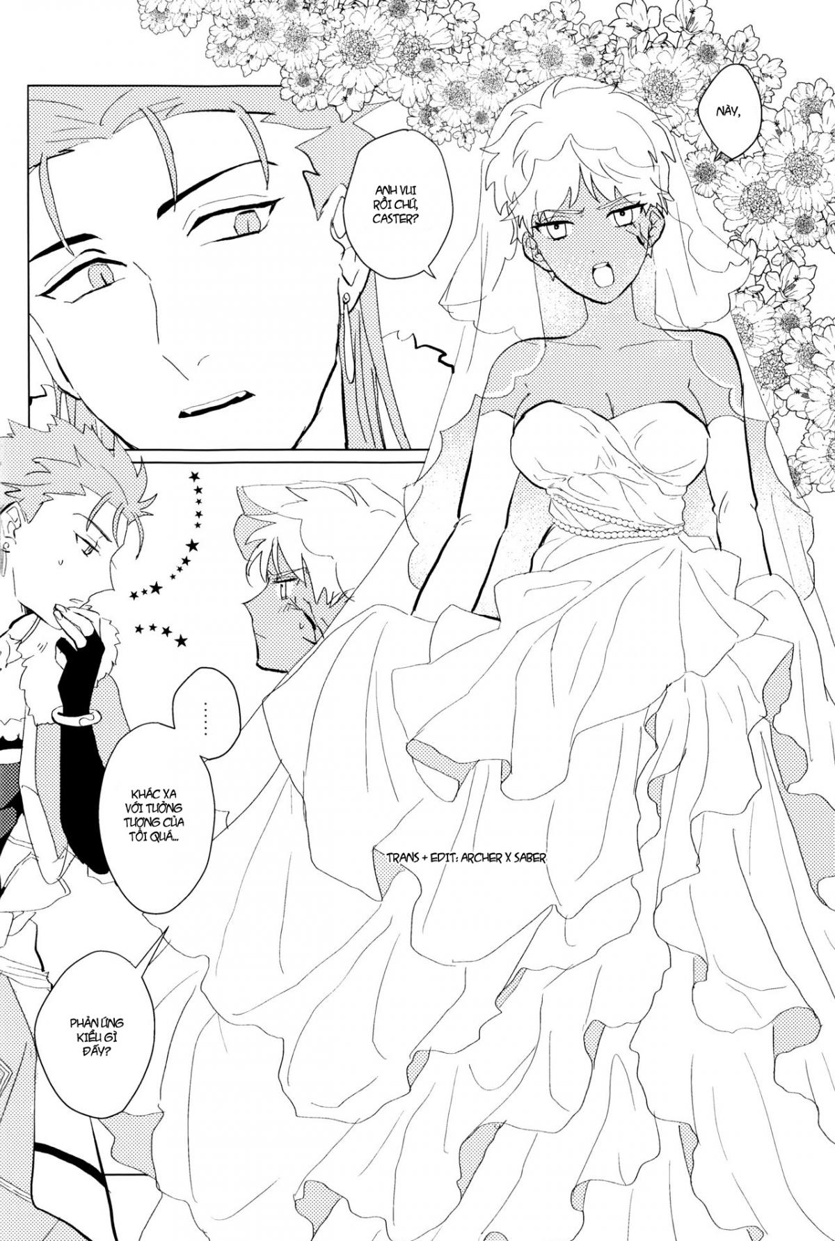 HentaiVN.net - Ảnh 13 - Seventh Heavens Story (Fate/Grand Order) - Oneshot