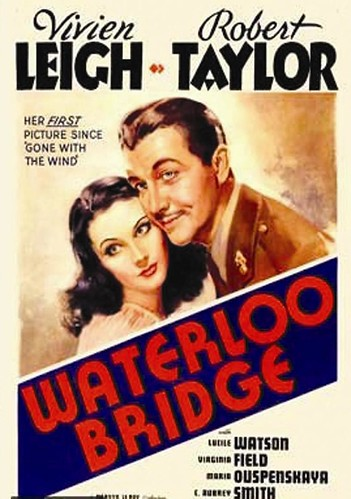 Waterloo Bridge - 1940 - Poster 1