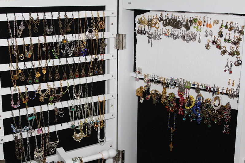 Jewelry Cabinet in process (2)