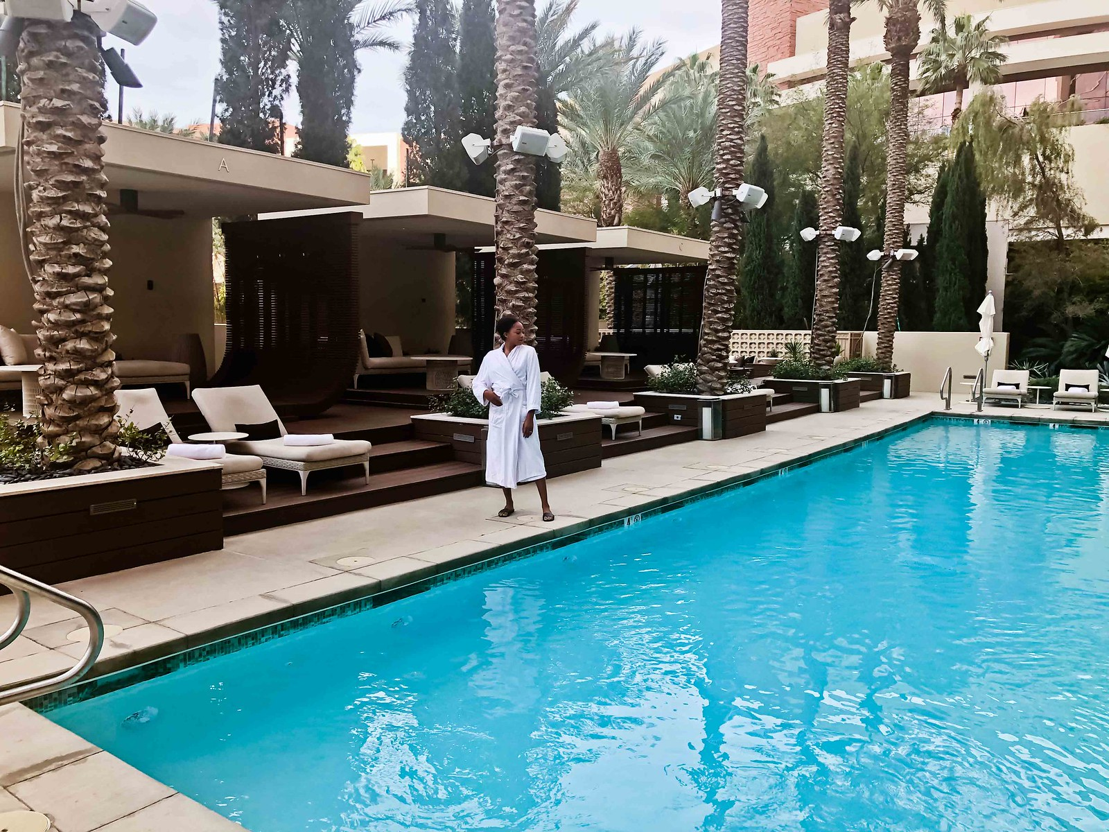 review of red rock resort spa