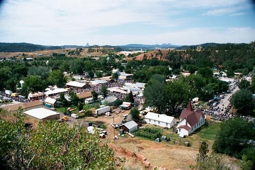Sturgis 2002, Hulett