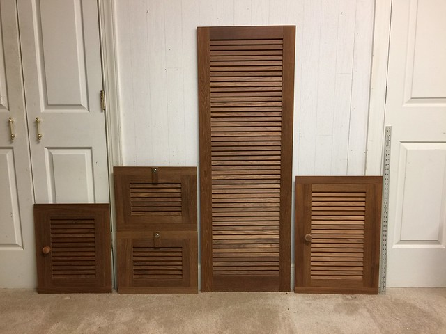 Louvered Cabin Doors - For Sale & Grady White Boat Owners u2022 View topic - Louvered Cabin Doors - For Sale