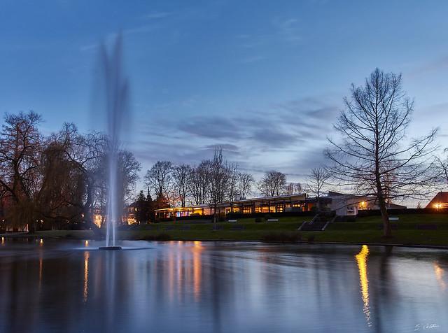Strasbourg - Parc de l'Orangerie