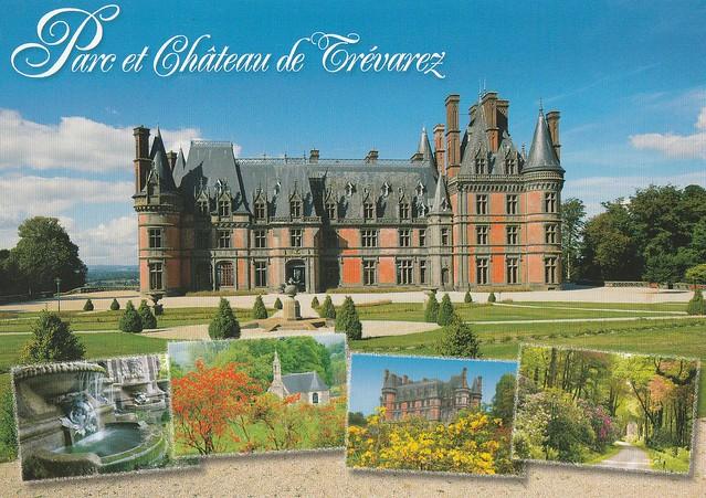 Parc et château de Trévarez, Saint-Goazec, Finistère