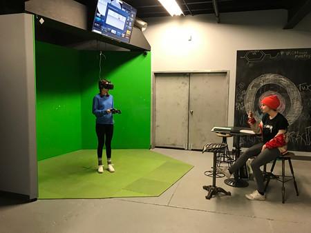 Colony VR (Virtual Reality in Ottawa!)