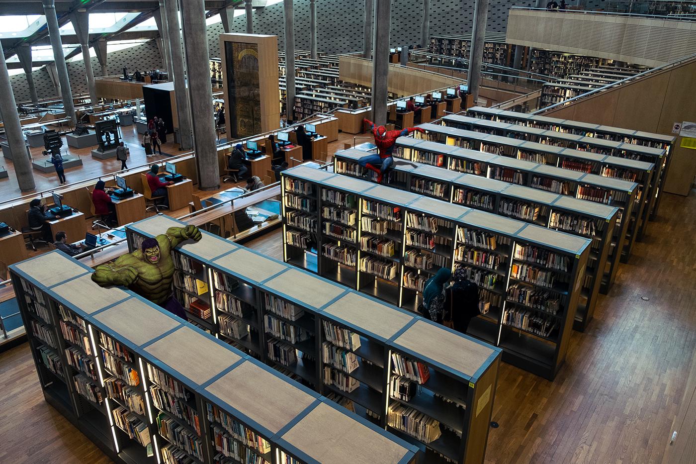 """Город, где вопрос """"как пройти в библиотеку?"""" особенно актуален"""