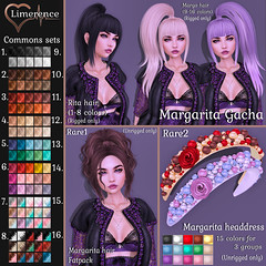 {Limerence} Margarita gacha special for The Epiphany