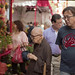 Chinese New Year market - Chinatown - Singapore