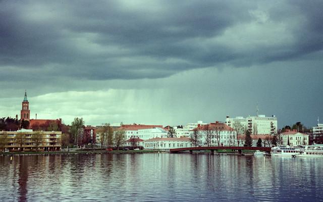 Savonlinna, Nikon FM2
