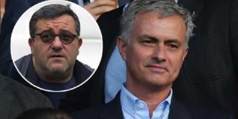 Jose Mourinho Emosi Kepada Mino Raiola Karena Biang Tertundanya Kepindahan Alexis Sanchez