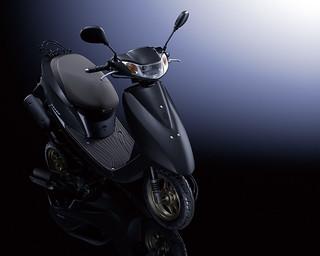 Honda50cc スクーターの代表格! Dio
