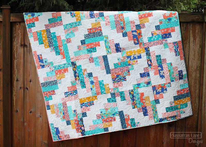 Mapleton Avenue Quilt
